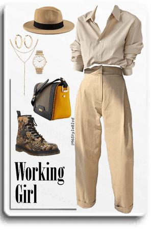 Working Girl: Archaeology