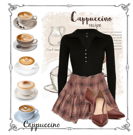 Cappuccino Day Challenge