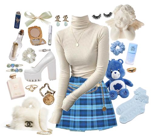 Blue Cream