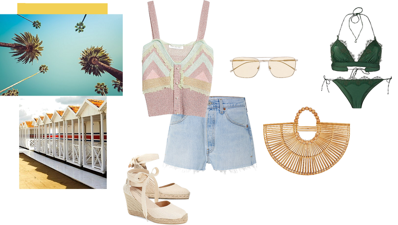 beach with style