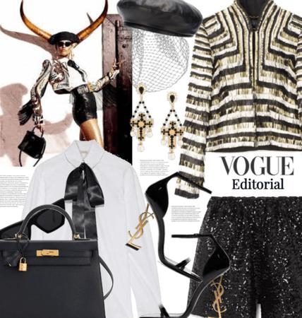 editorial - torero's style