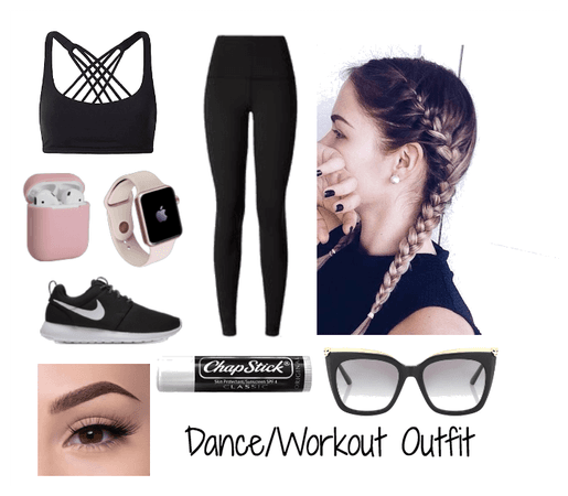 Dance/Workout Outfit