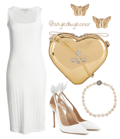 Extra Glam Date Party Angelic