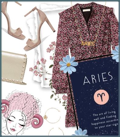Aries: The Ram 3/21-4/19