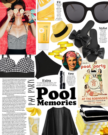 retro | pool party