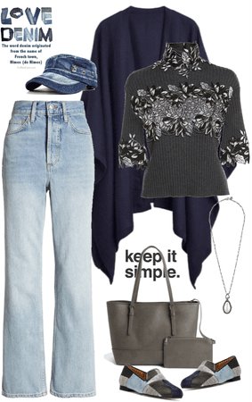 Simple Denim