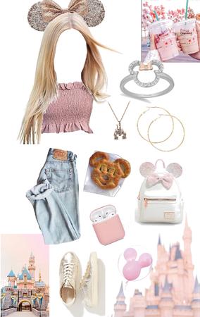 Rosegold Disney