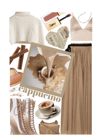 cinnamon & coffee chic
