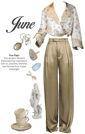 Moonstone outfit