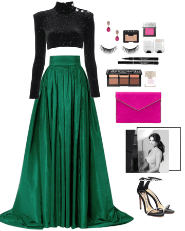 Red Carpet Emerald