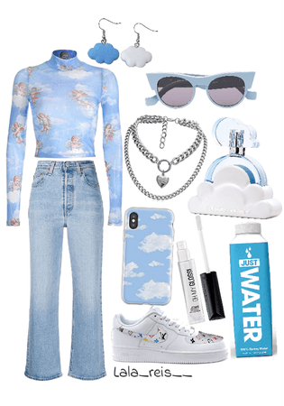 Cloudy Outfit