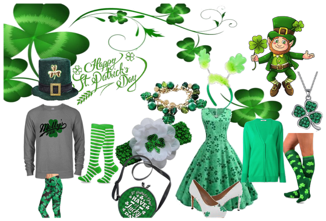 st.patricks day inspired outfits!!