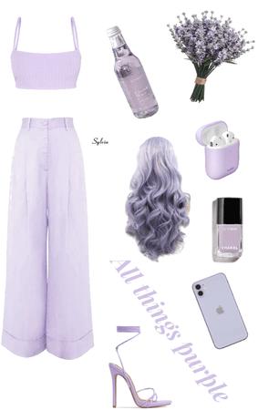 Lilac 💜🤍