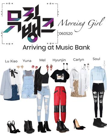 AISN- arriving at music bank
