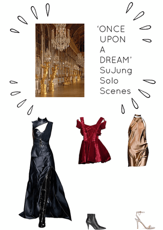 'ONCE UPON A  DREAM'- SuJung Solo Scenes