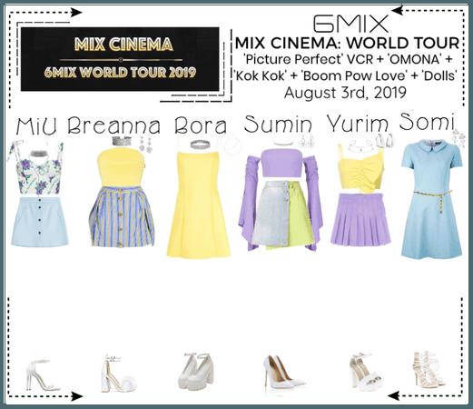 《6mix》Mix Cinema   Santiago