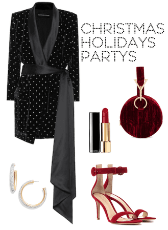 Holidays Glam
