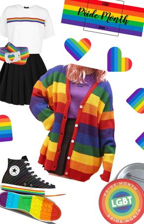 Happy Pride Month! |🏳️🌈 PRIDE MONTH CHALLENGE 🏳️🌈|
