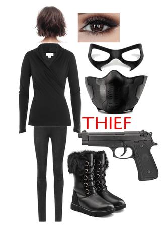 Morgan Thief