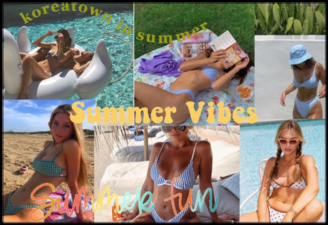 SummerTime is for Bikini Time