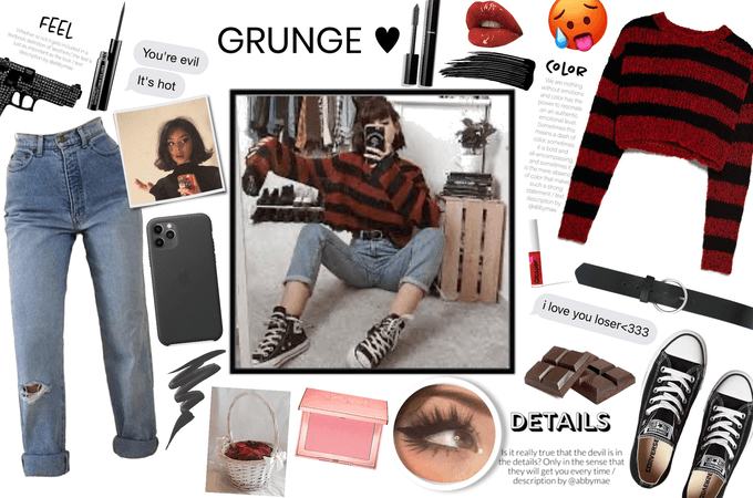 grunge fit from Sarah to luv sue 💕 I hope u like it