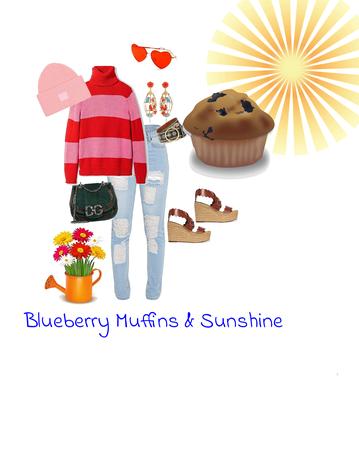 Blueberry Muffins & Sunshine
