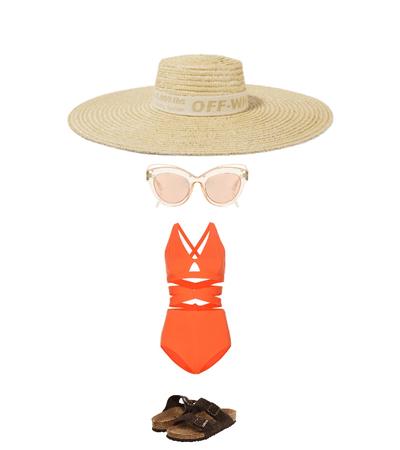 casual beach