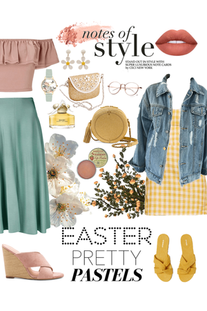 easter pretty pastel
