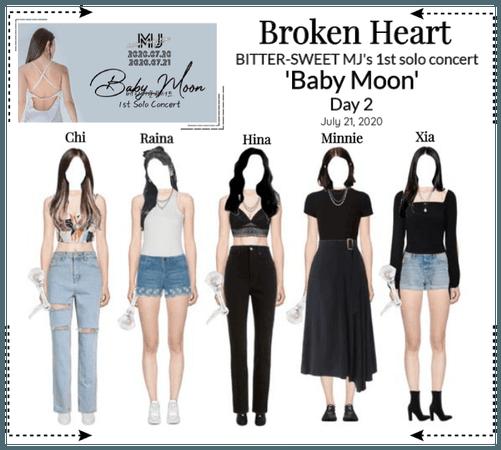 Broken Heart (상한 마음) BITTER-SWEET MJ's Baby Moon