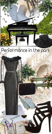 # formal # party Black Sparkles