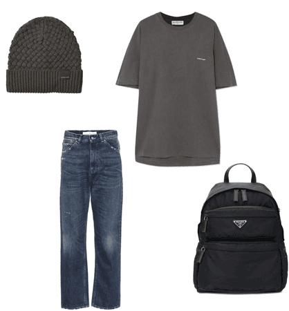 school outfit thing