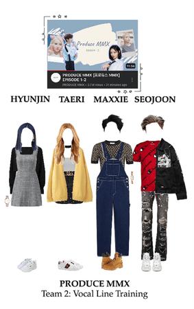 Produce MMX [프로듀스 MMX] Episode 1-2