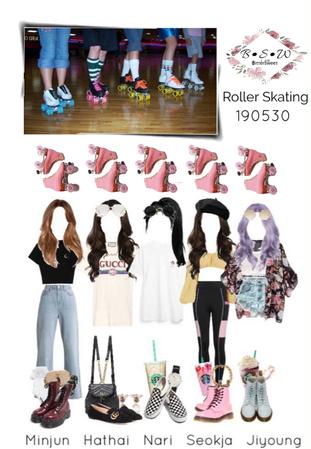 BSW Roller Skating: Osaka 190530