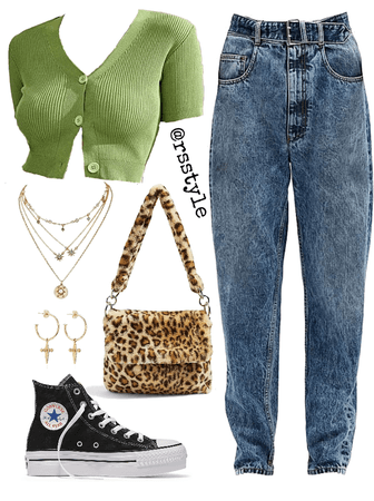 Green casual
