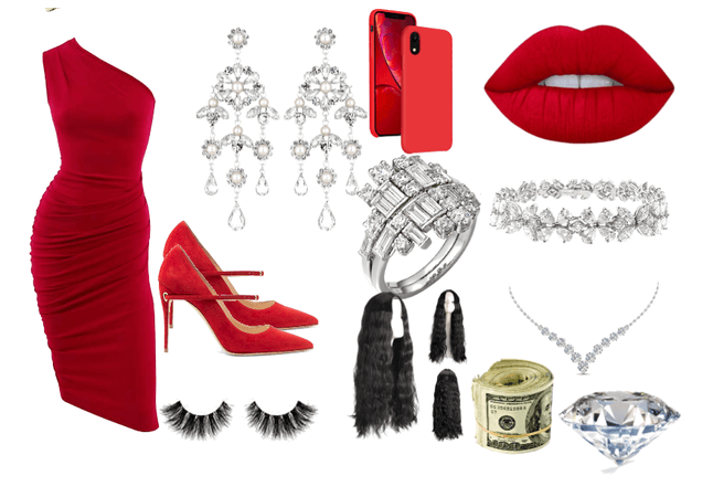 Cardi B Date Outfit