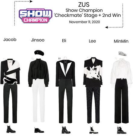 Zus// 'Checkmate' Show Champion Stage + 2nd Win