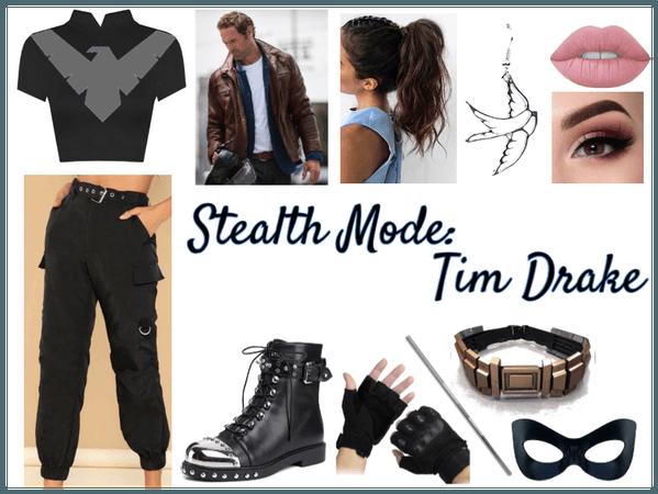 Stealth Mode: Tim Drake