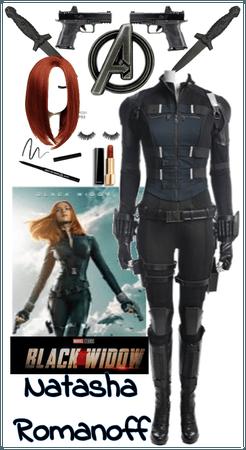 MCU's Black Widow, Natasha Romanoff