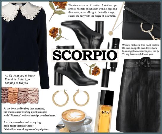 Scorpio Queen ( 11.19.2020 )