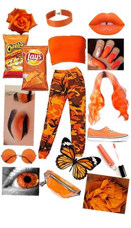 soul color: orange