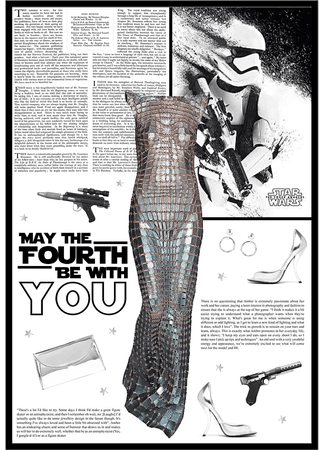 May The Fourth Be With You....