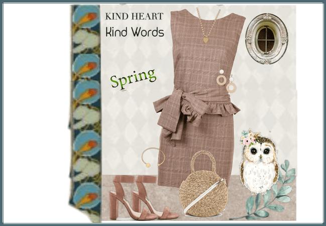 Kind Heart/Kind Words