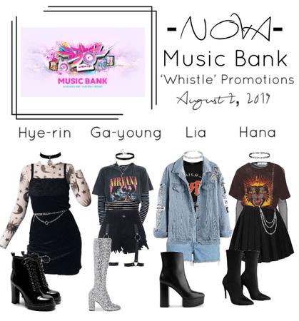 -NOVA- Music Bank