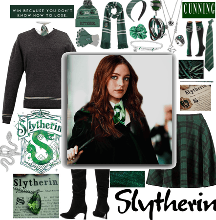 Slytherin | Harry Potter | #slytherin #harrypotter