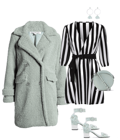 Styling a classmate-lunch date