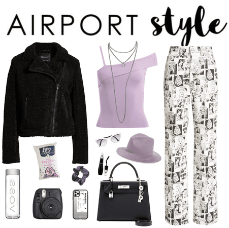 Airport style: Mihi