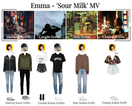[STYLE] Emma 'Sour Milk' MV