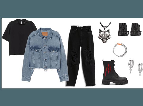 Goth and Denim