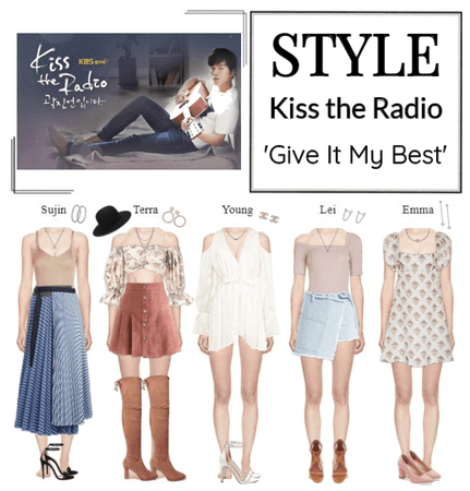 STYLE Cool FM (Kiss The Radio) Radio Show