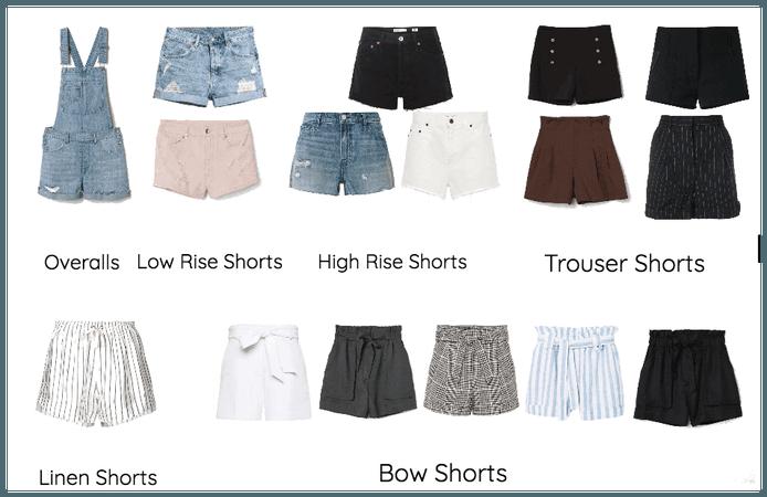 Capsule Wardrobe: Short